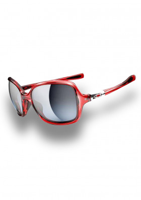 Oakley 9192-09 Obsessed Cherry Red Sunglasses