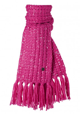 Knitted scarf Barts CHRISTELLE SCARF GIRLS