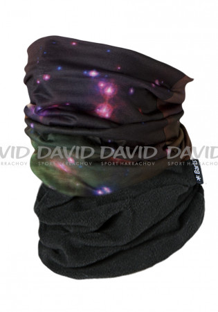detail Scarf BARTS MULTICOL POLAR SPACE