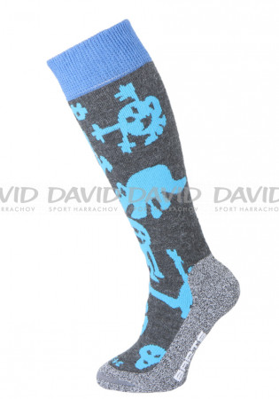 detail Children's ski socks BARTS ALIEN KIDS