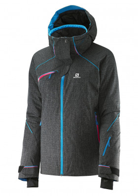 SALOMON 15 SPEED Women's winter ski jacket