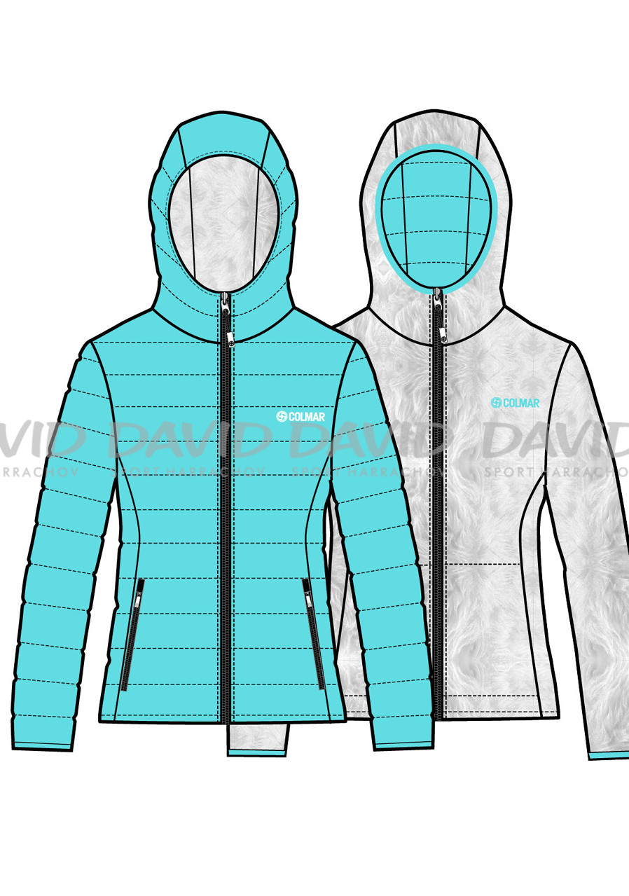 COLMAR 15-2004 Women's winter jacket
