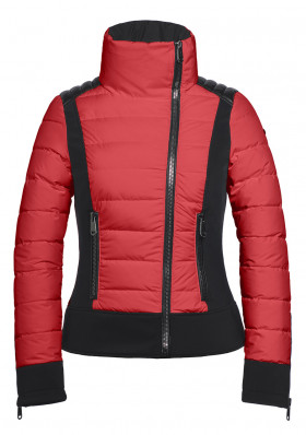 Women's winter jacket Goldbergh Veloce Jacket Red