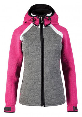 Women's jacket Dale of Norway Jotunheimen grey/pink
