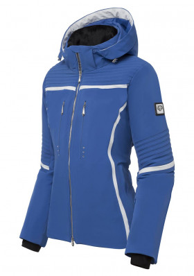 Women's jacket Descente Layla blue