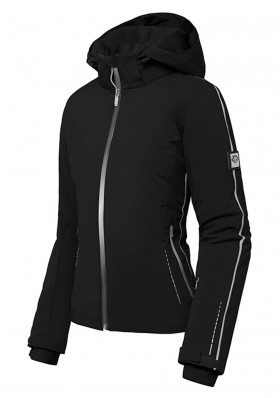 Women's ski jacket Descente Brynn black