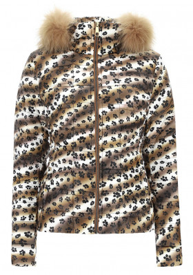Women's jacket Vist Cassandra Leo Wave