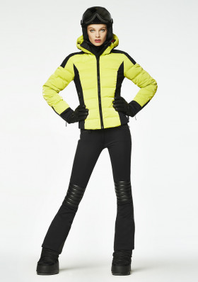 Women's jacket Goldbergh STRONG jacket LIME