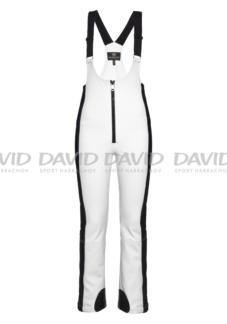 Women's pants Goldbergh Koto white