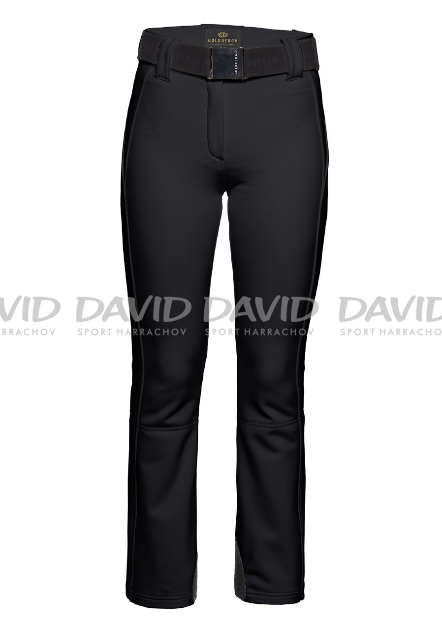 Women's ski pants Goldbergh Pippa black