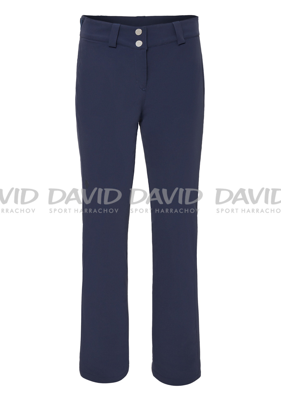 Women ski pants Descente D8-9100 Penelope blue