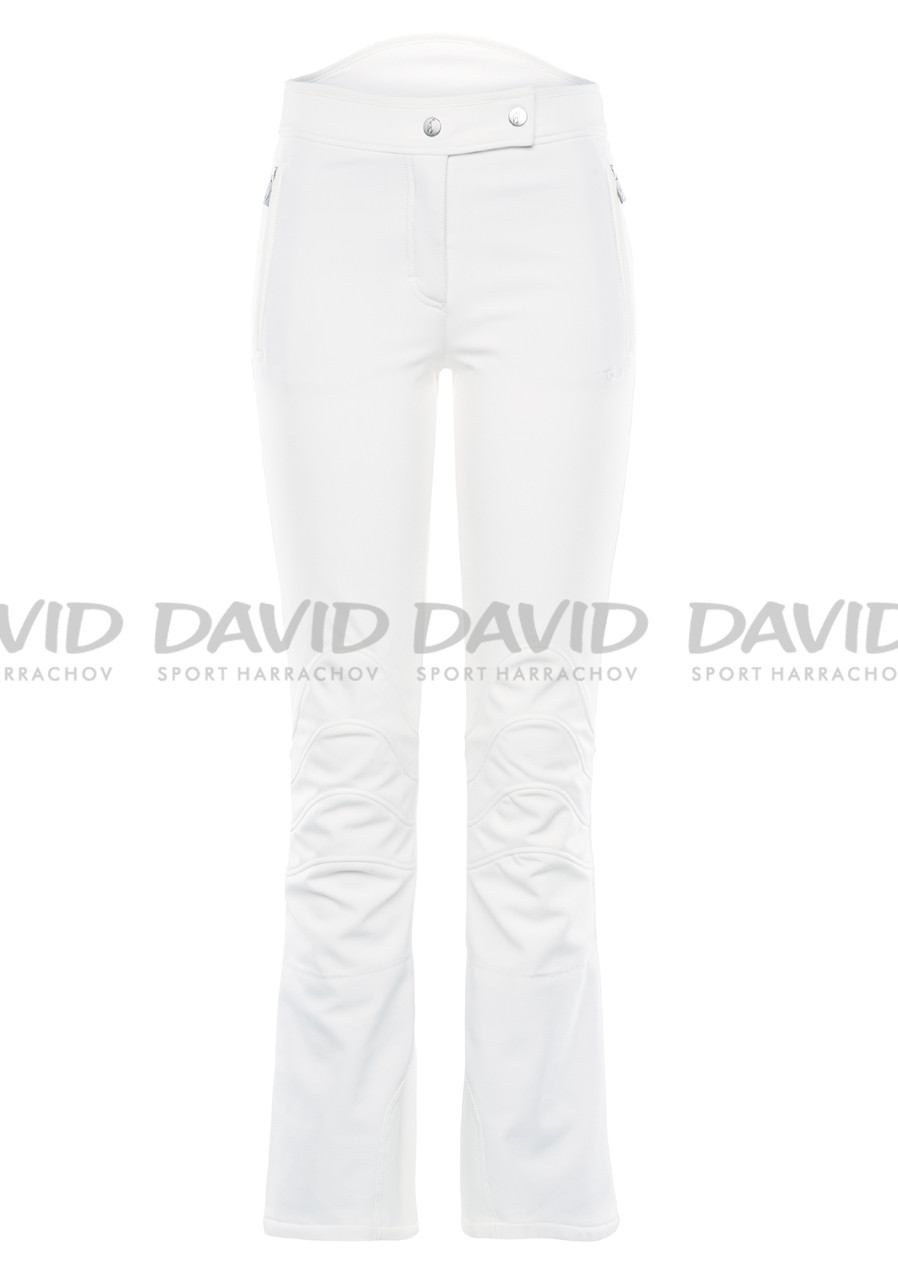 Women's ski pants TONI SAILER 17 272203 SESTRIERE BR.WHITE