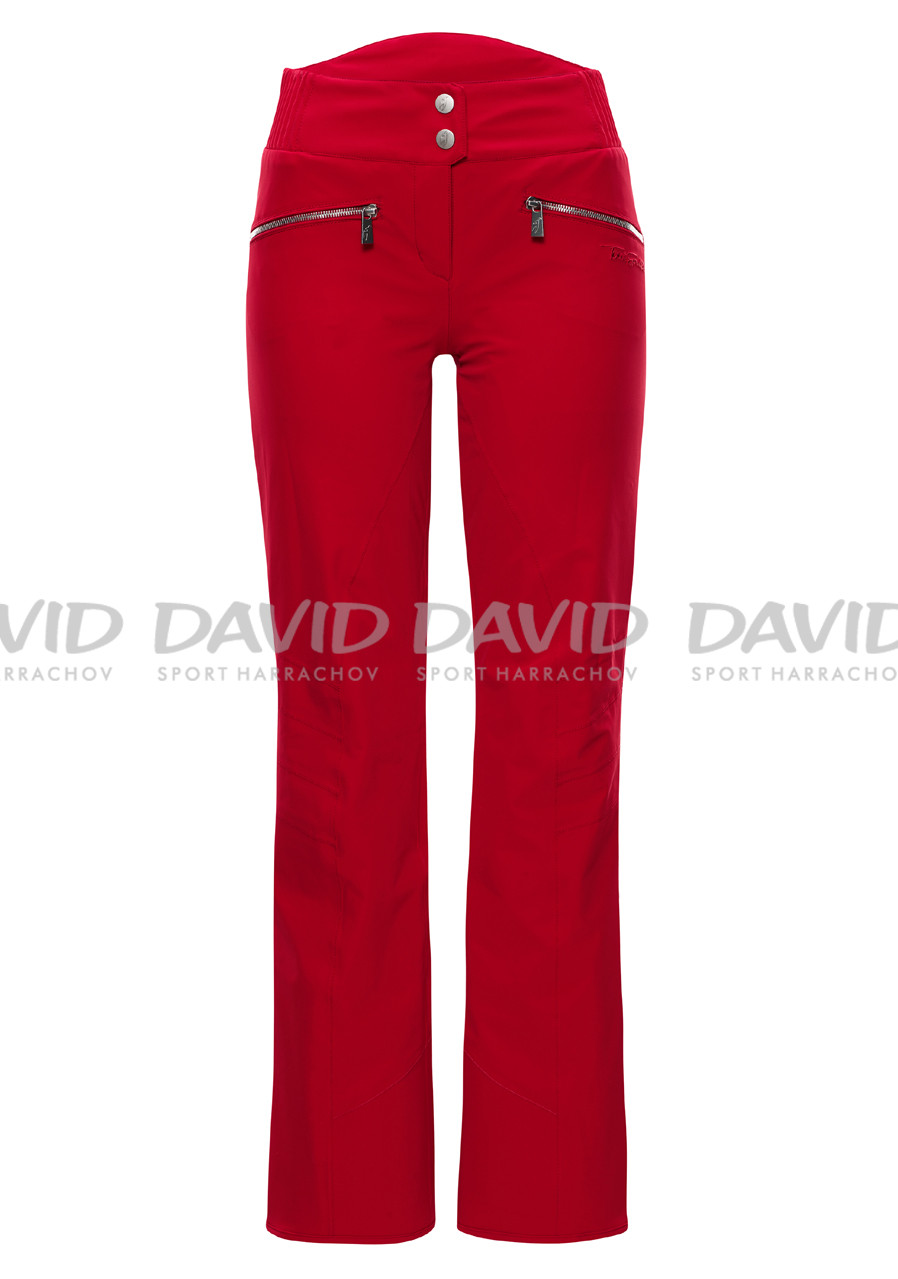 Women's ski pants Toni Sailer 17 272201 Alla New red