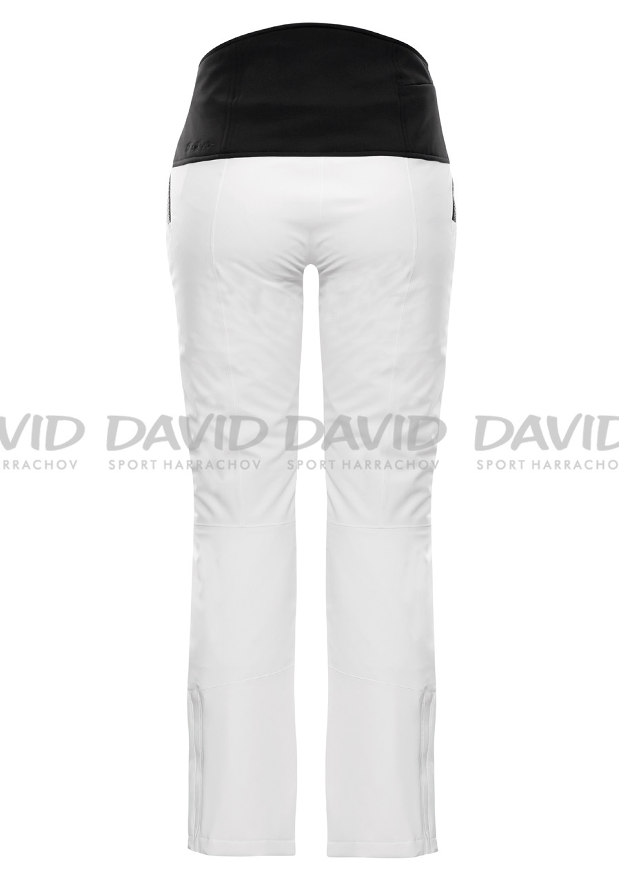 detail Women's ski pants Toni Saler 17 272206 Matrtha white