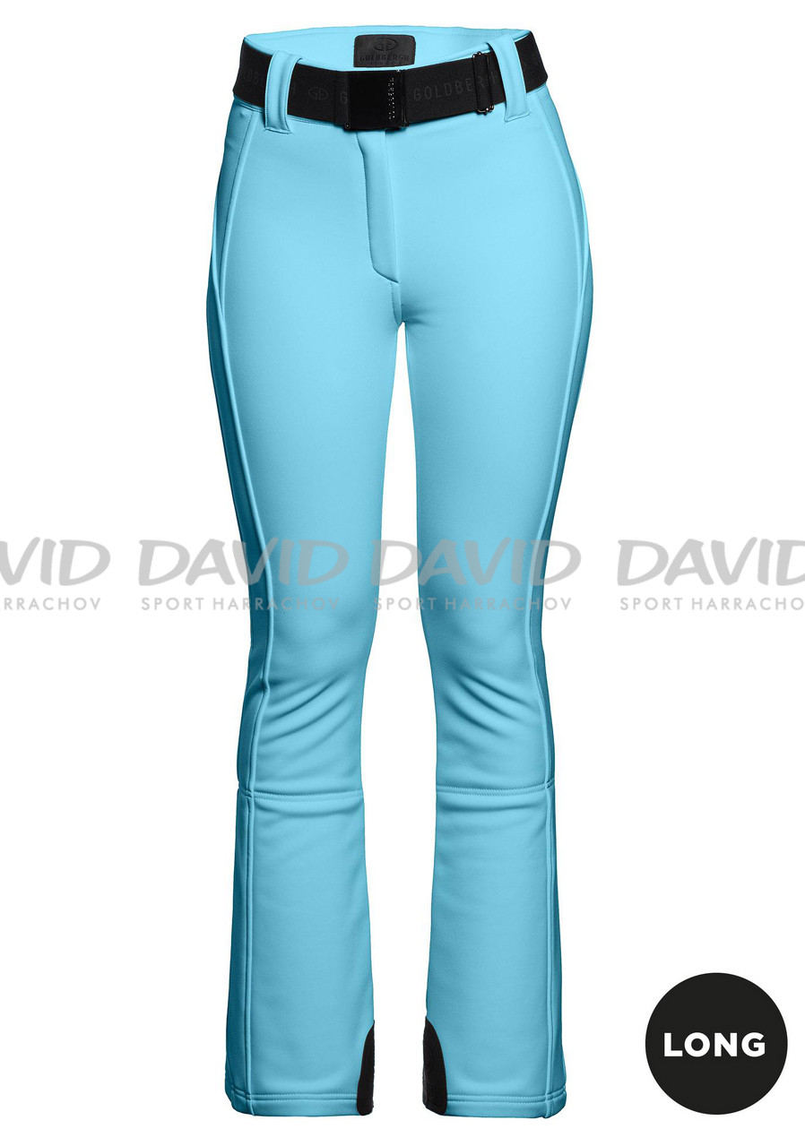 Women's ski pants Goldbergh Pippa Ski Pant Long Ice Blue