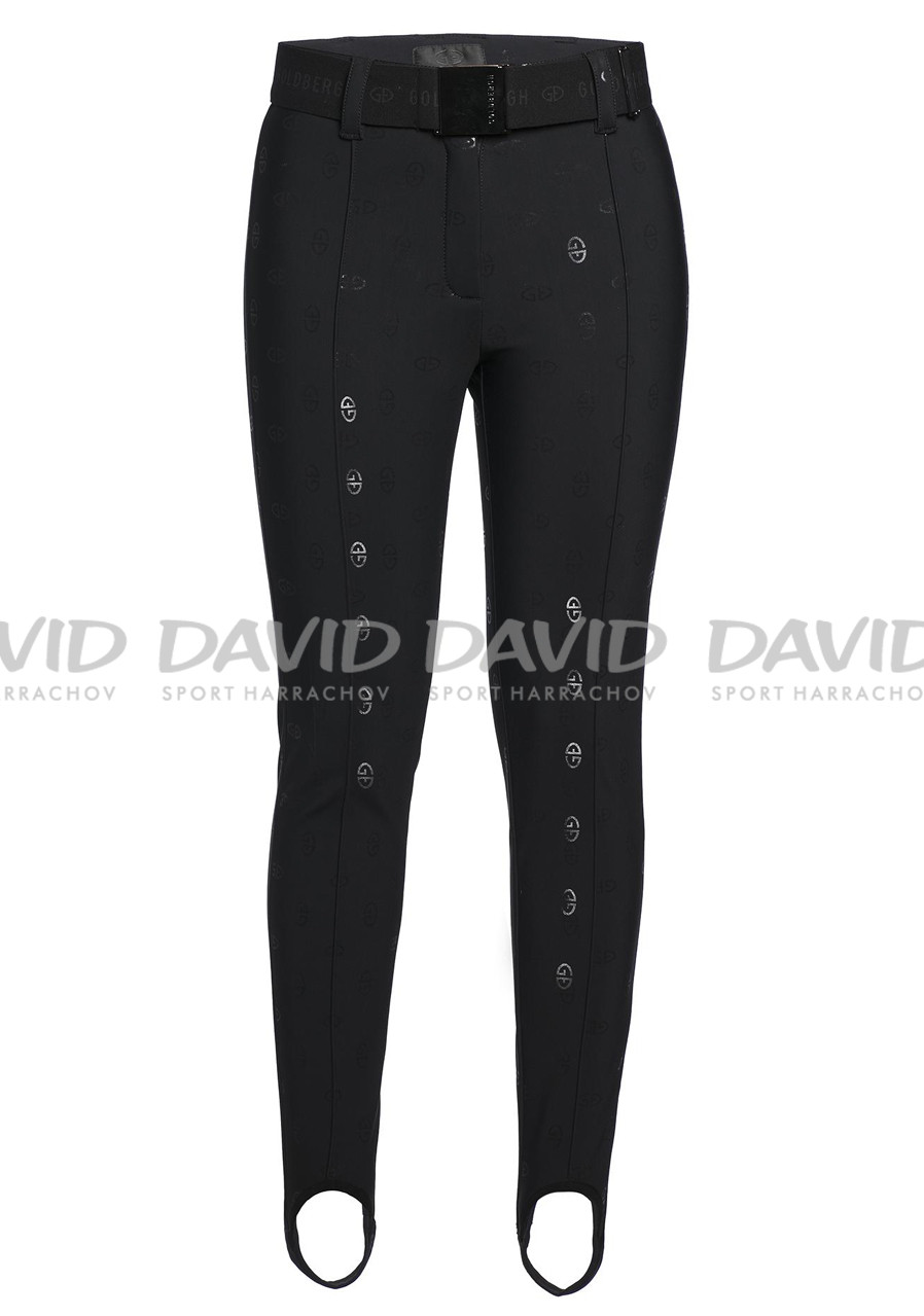 Women's ski pants Goldbergh Sabrina Pant Black