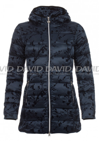 detail Women's jacket Armani 6ZTK04 navy