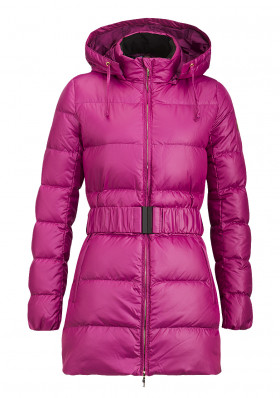 Ladies quilted coat ARMANI 281431 WOVEN RASPBERRY