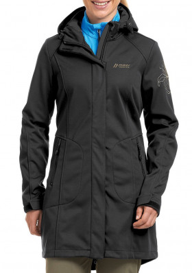 Women´s coat MAIER RIGEL Softshell