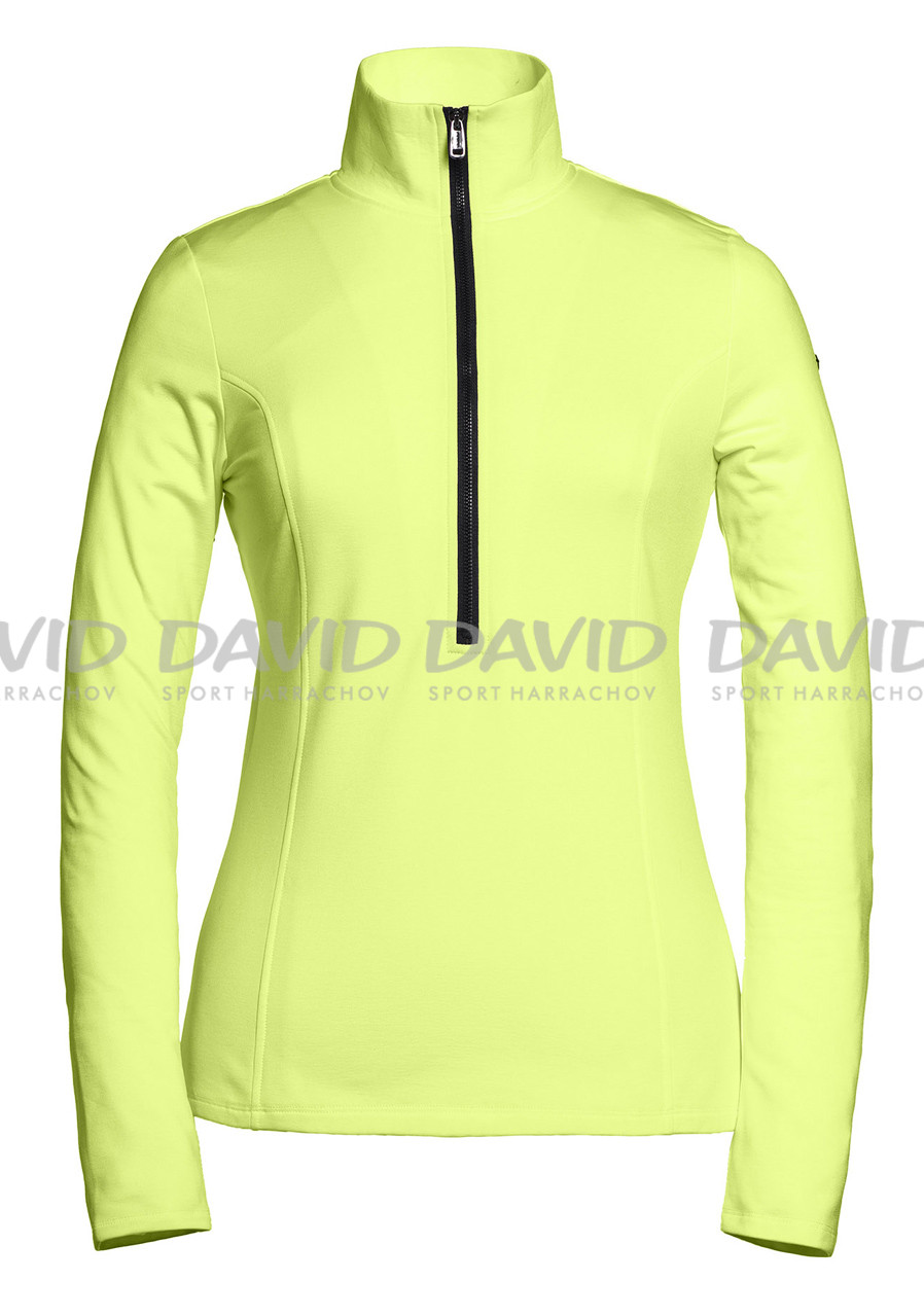 Women's turtleneck Goldbergh Serena Pully Neon Yellow