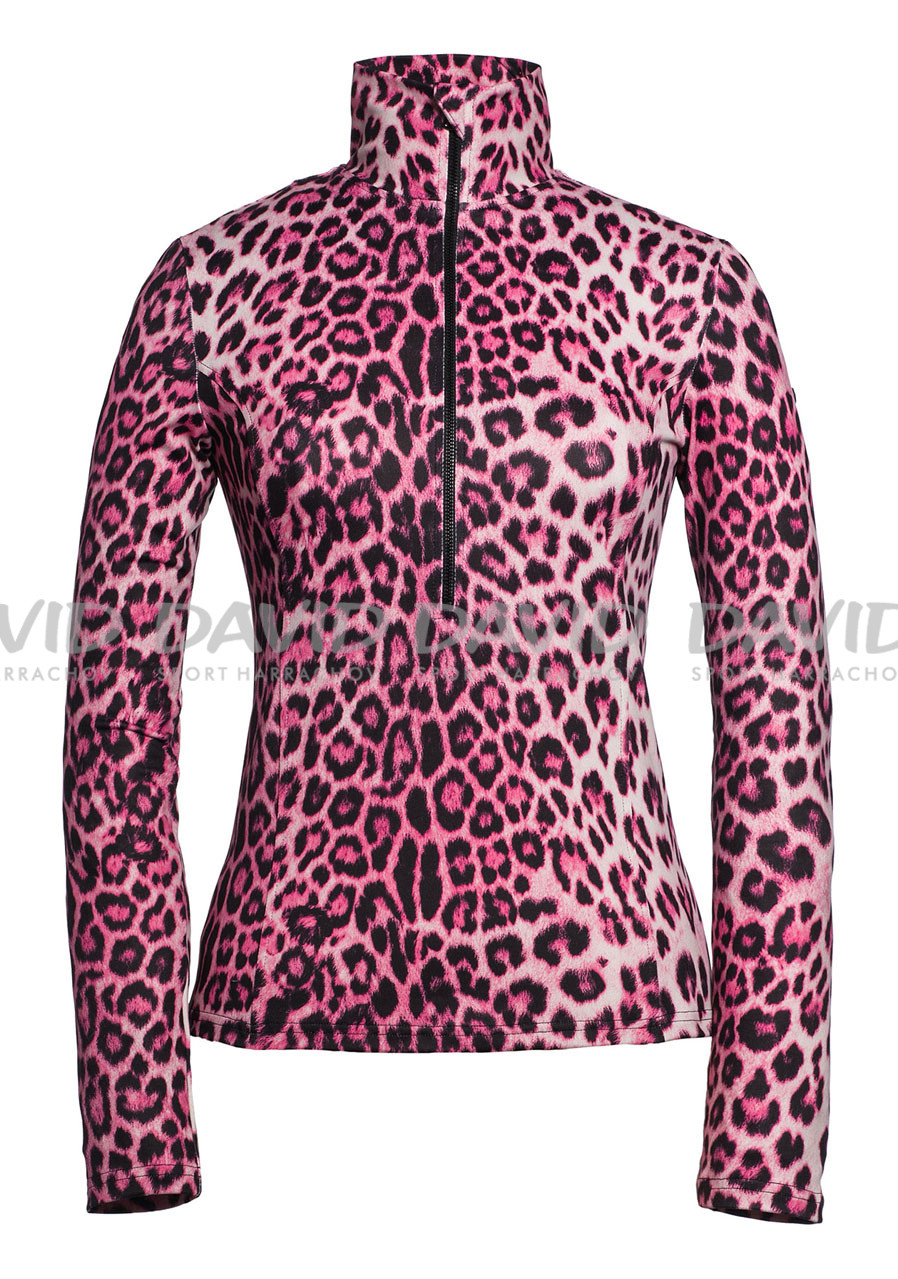 Women's turtleneck Goldbergh Kuga Pully Pink panter