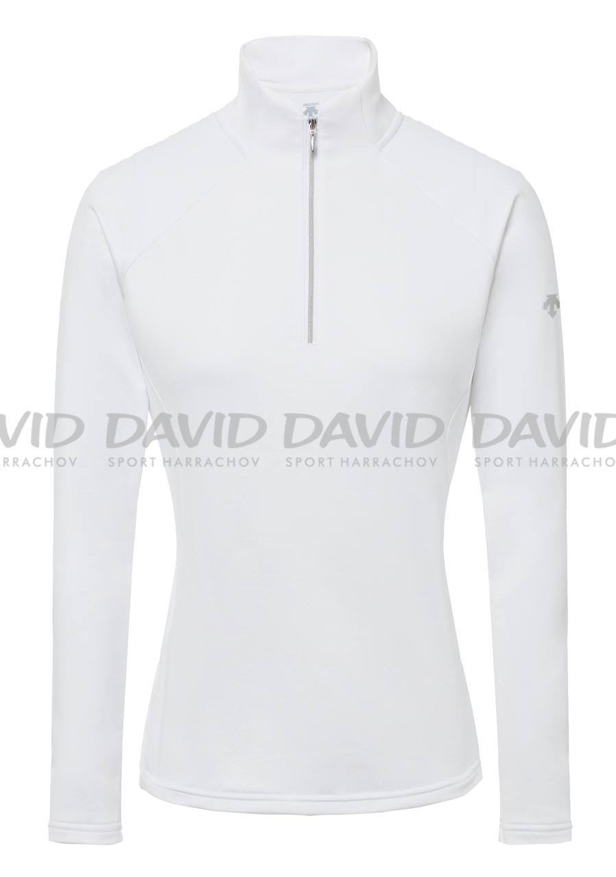 Ladies turtleneck Descente Gabby White