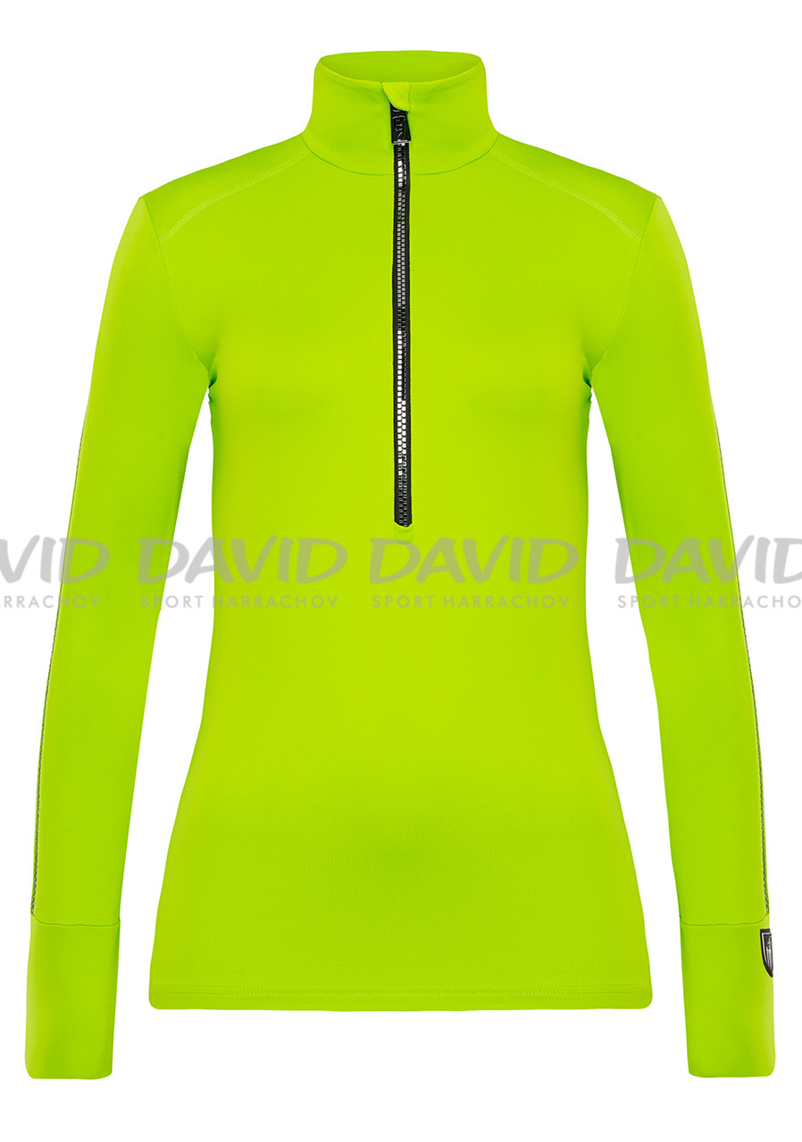 Women's turtleneck Toni Sailer Marjan lime