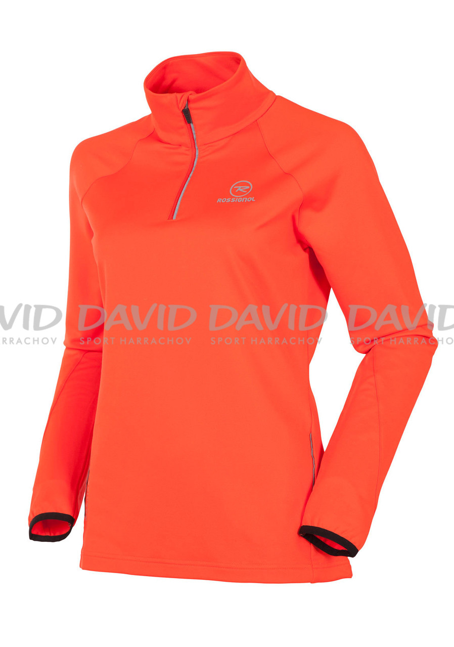 Women´s turtleneck ROSSIGNOL 15 W WARM STRETCH1/2 ZIP