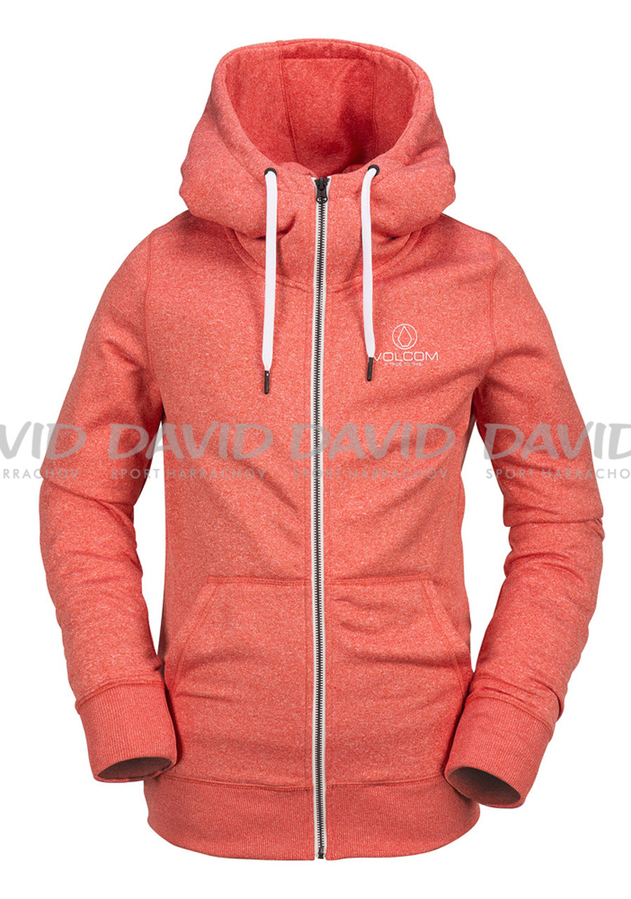 Ladies Sweatshirt Volcom Cascara fleece ret