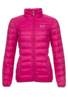 Women's jacket Armani 8NTB13 Very Berry