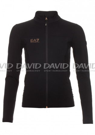 detail Women's sweatshirt Armani 6ZTM15 black