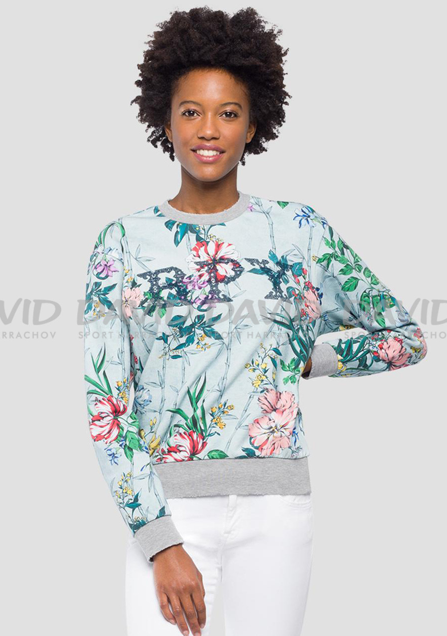 Women's sweashirt Replay W3971H00071770