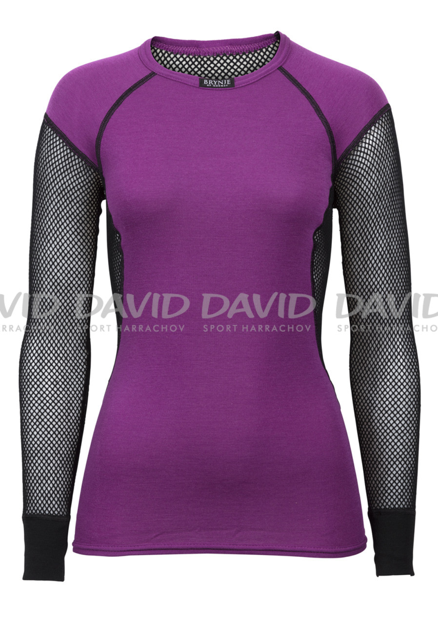 BRYNJE LADY WOOL THERMO SHIRT