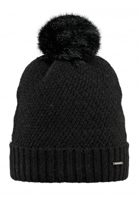 Ladies hat AMARANTH BARTS BEANIE BLACK