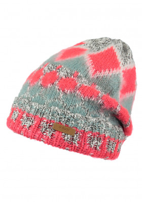 Women's winter hat BARTS EMERALD BEANIE CONFETTI