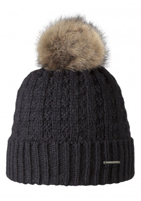 Women's winter hat BARTS FILIPPA BEANIE BLACK