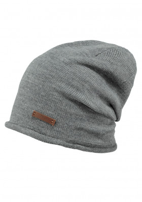 Barts James Beanie dark heather