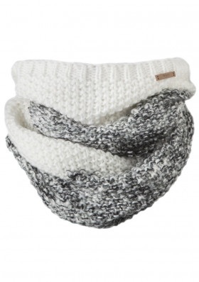 Women's knitted hat Barts Tulip Col gray