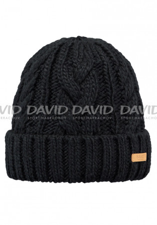 detail Women's knitted hat Barts Jeanne black