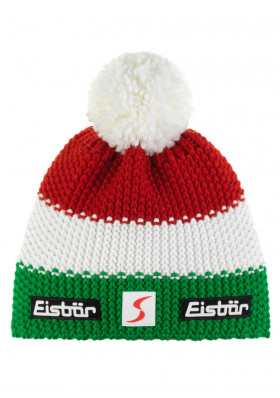 Men's hat Eisbär Star Neon Pompon MÜ SP ITA