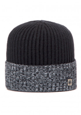 Men's hat Jail Jam Polite Black