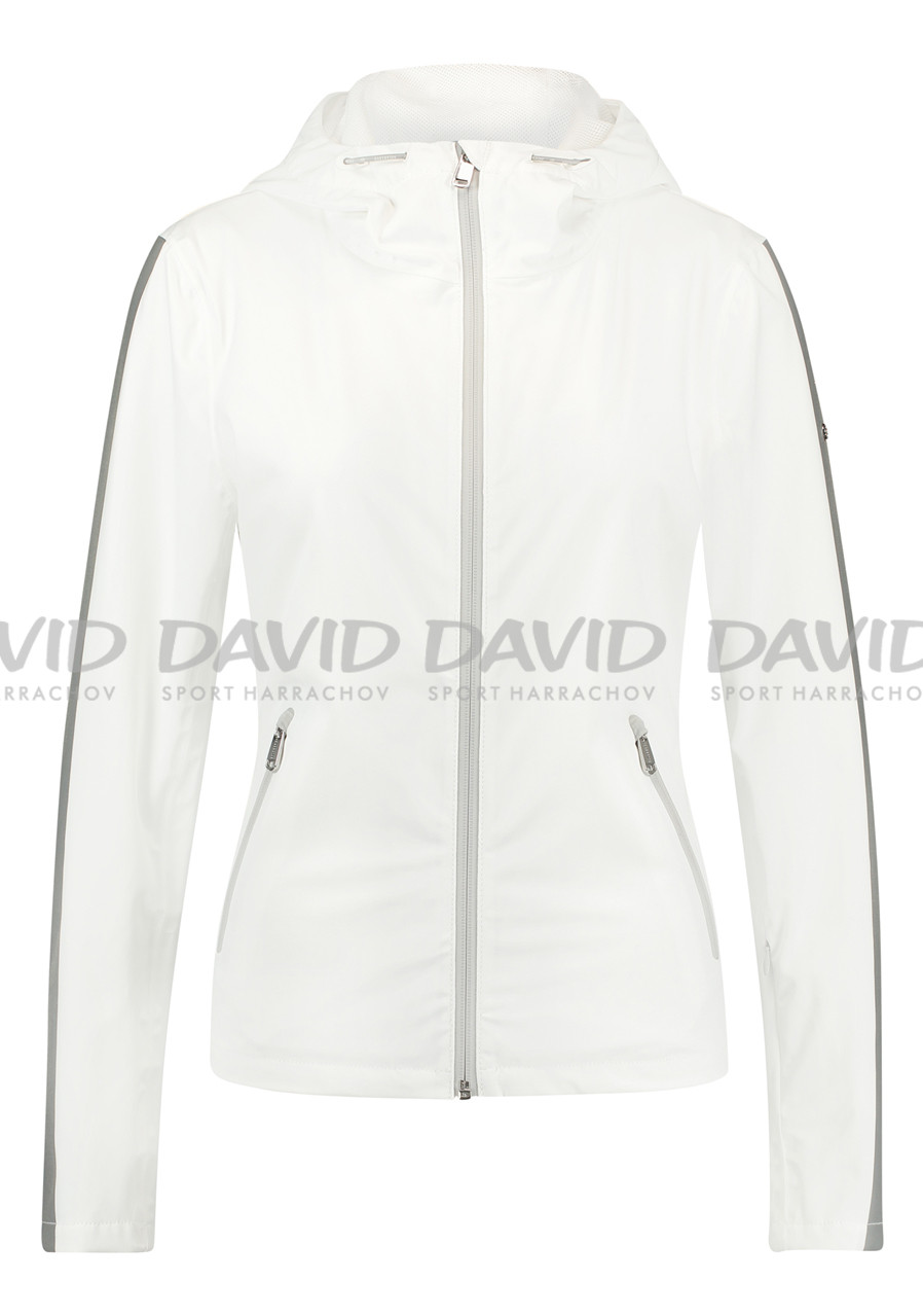 Women's jacket Goldbergh Biarritz white
