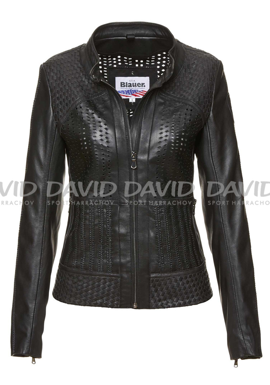 Ladies jacket Blauer 18SBLDL02415
