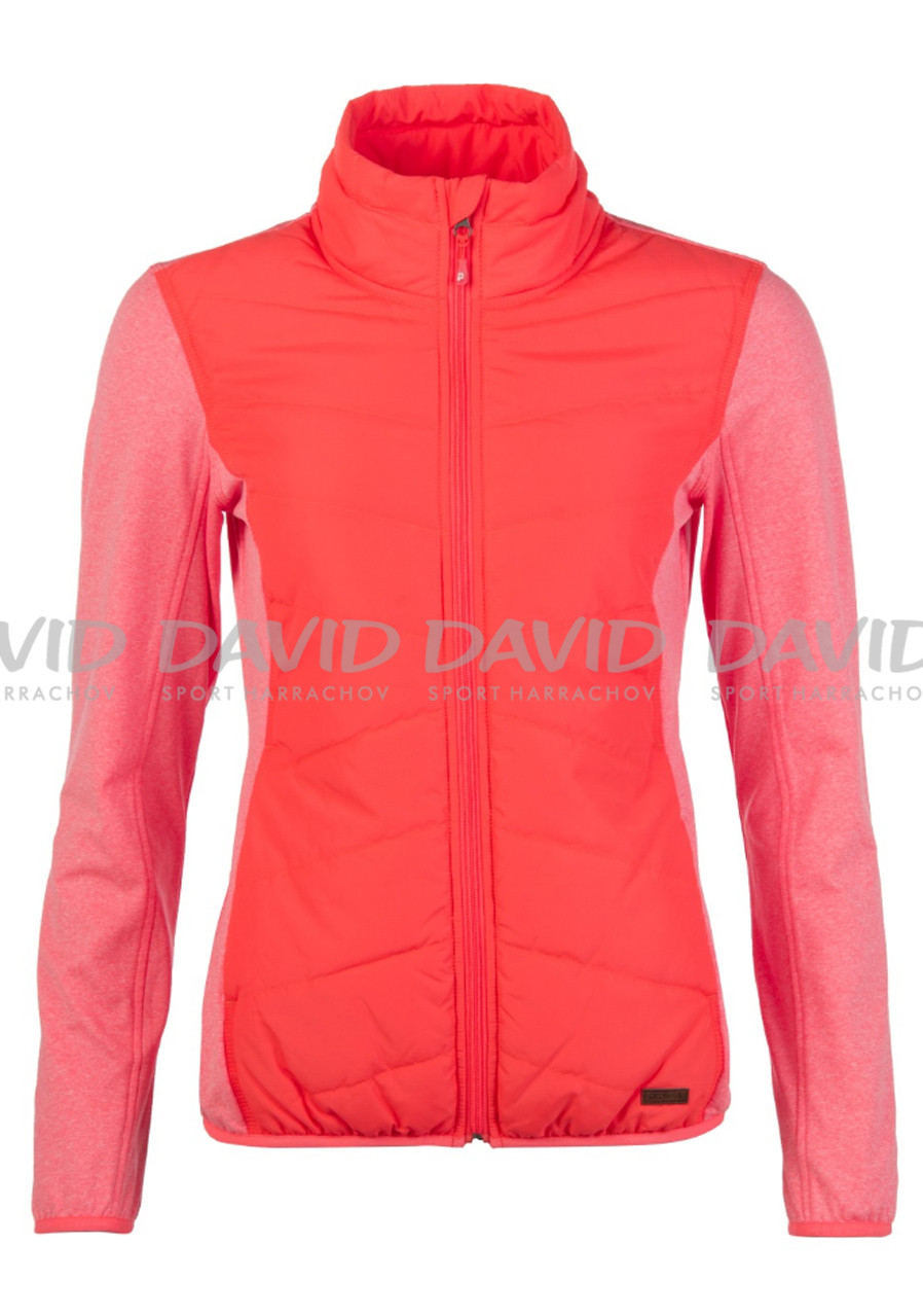 detail Women's jacket Protest Carmalla outerwear pink
