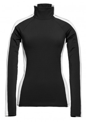 Women's turtleneck Goldbergh LUNA pully BLACK