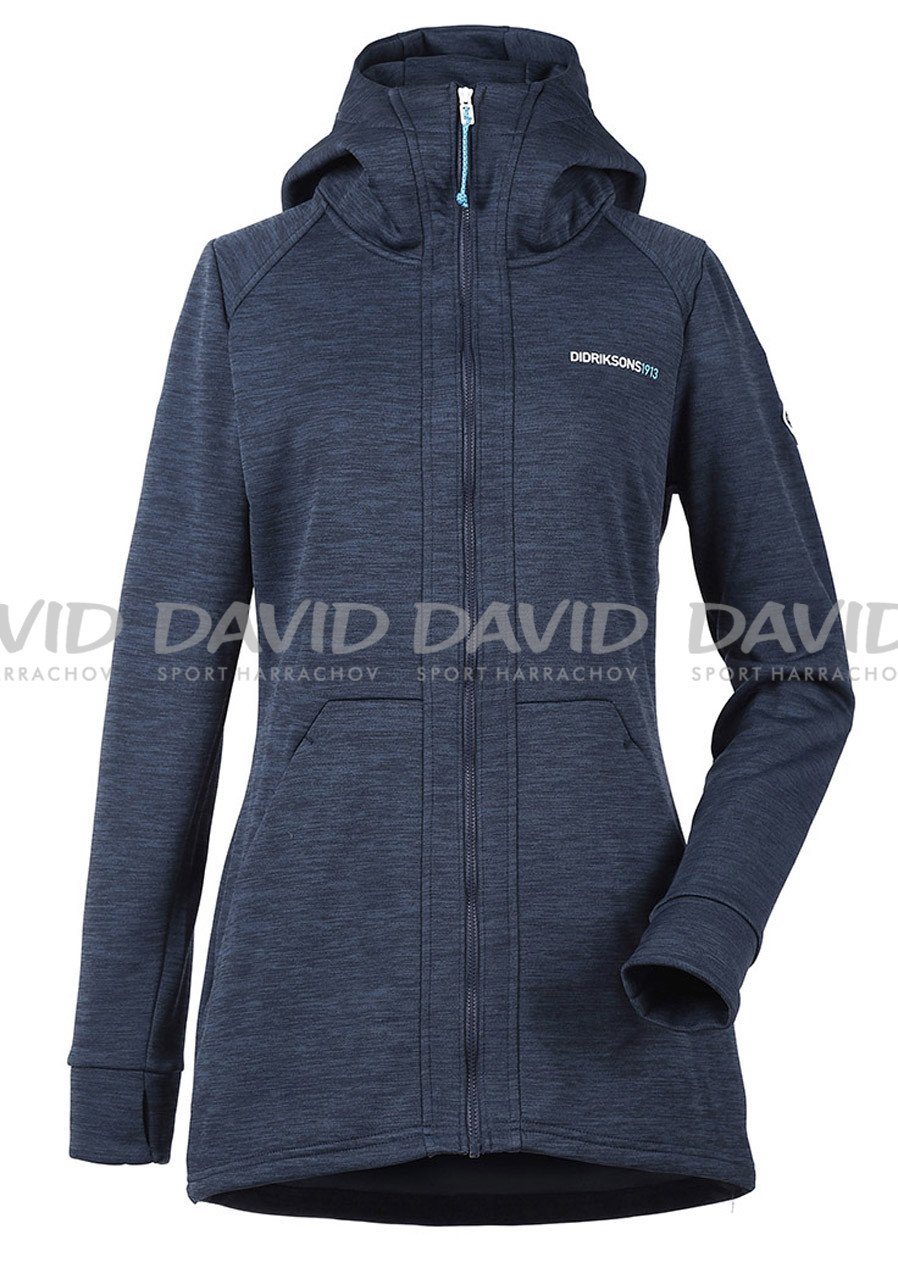 Women's sweatshirt Didriksons Ninna dark blue