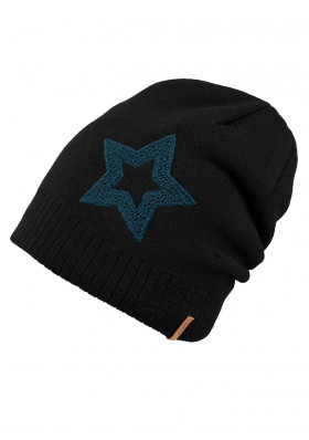 Children hat Barts Dag Beanie black