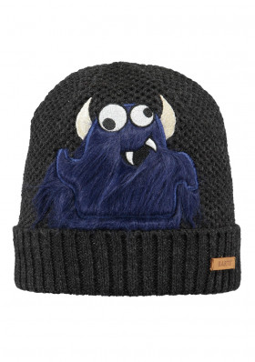 Children hat Barts Jokum Beanie dark heather