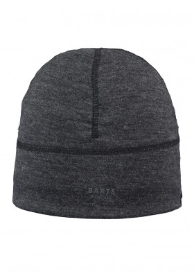 Cap BARTS MERINO FITTED BEANIE DARK HEATHER