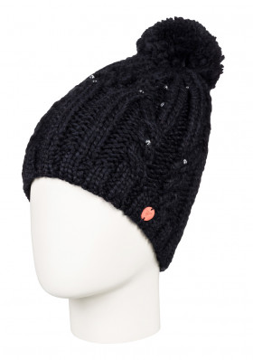 Women's knitted hat Roxy ERJHA03564-KVJ0 SH STAR BEANIE